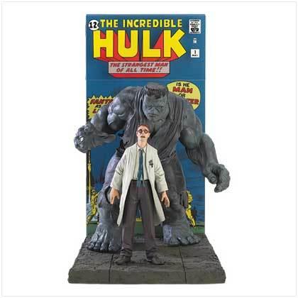 The ncredible Hulk #1 3D