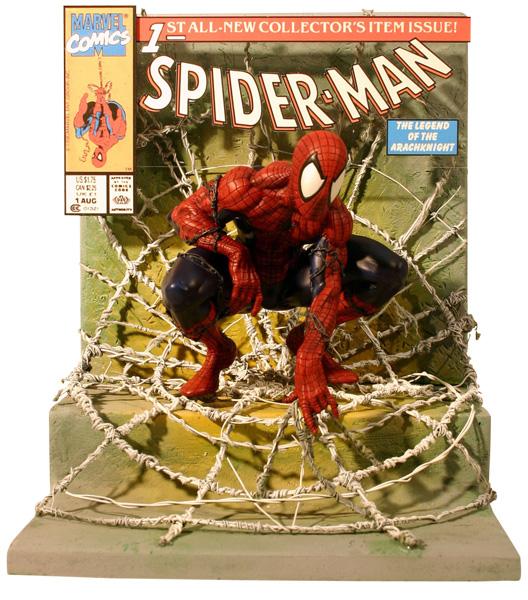 spider-man #1 3D